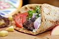 bifteki sandwich
