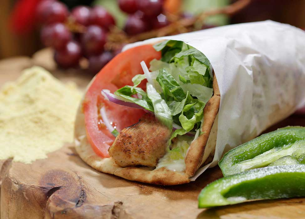 recipe: chicken souvlaki sandwich [19]